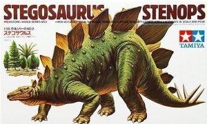 Tamiya 60202 Stegosaurus Stenops Kit - CW902