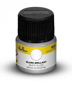 Heller 9022 022 White - Gloss 12ml