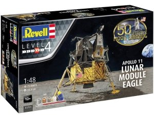Revell 03701 Apollo 11 Lunar Module Eagle 1/48