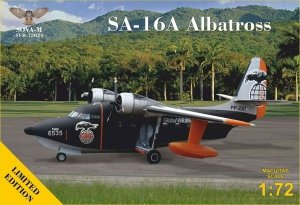 Sova 72024 SA-16A Albatross 1/72