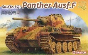 Dragon 7647 Sd.Kfz.171 Panther Ausf.F 1/72
