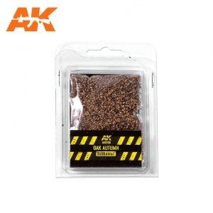 AK Interactive AK 8158 OAK AUTUMN LEAVES 28MM  1/72