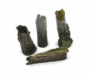 Vallejo SC303 Scenics Large tree stumps 1/35