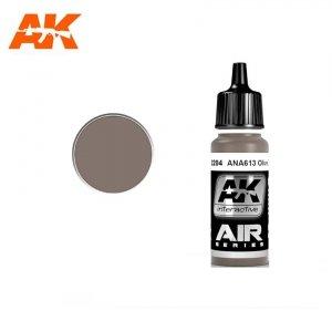 AK Interactive AK 2204 ANA613 OLIVE DRAB 17ml