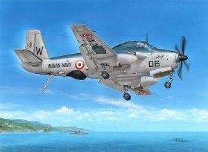 Azur FR0031 Breguet Alize 1 Indian Navy - SH 200 (1:72)