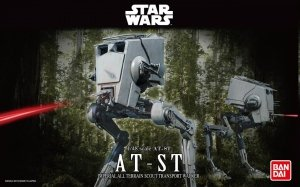 Revell 01202 Star Wars AT-ST 1/48