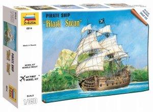 Zvezda 6514 Black Swan 1/350