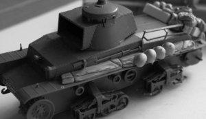 Panzer Art RE35-538 Stowage set for Pz.Kpfw 35(t) 1/35