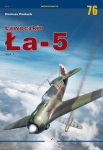 Kagero 3076 Ławoczkin Ła-5 vol.I PL