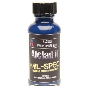 Alclad E652 WWII Roundel Blue 30ml