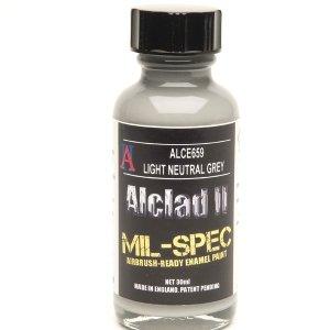 Alclad E659 Light Neutral Grey 30ml