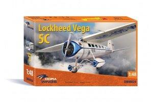Dora Wings 48024 Lockheed Vega 5C 1/48