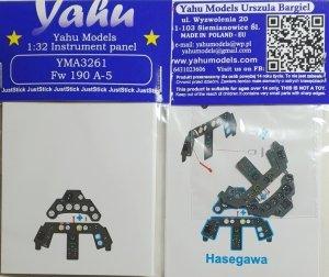 Yahu YMA3261 Fw-190 A-5 Hasegawa 1/32