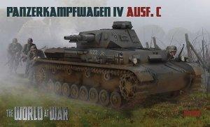 IBG WaW 010 Pz.Kpfw. IV Ausf. C - (ENG/GER) 1/76
