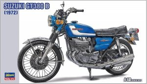 Hasegawa 21505 (BK5) Suzuki GT380 B 1972 1/12