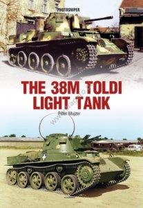 Kagero 0031 The 38M Toldi Light Tank EN