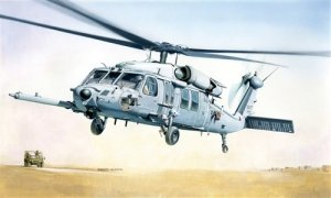 Italeri 2666 MH-60K BLACKHAWK SOA (1:48)