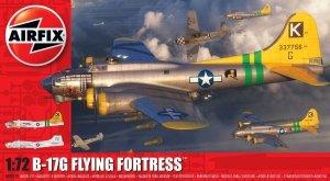 Airfix 08017B Boeing B17G Flying Fortress 1/72
