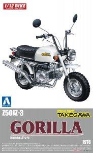 Aoshima 05870 Z50JZ-3 Honda Gorilla Special Parts Takegawa 1/12