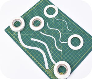 Border Model BD0002-8 Masking tape for curves: 8mm