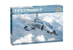 Italeri 1448 F-4E/F Phantom II 1/72