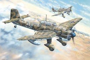 Trumpeter 02423 Junkers Ju-87R Stuka 1/24