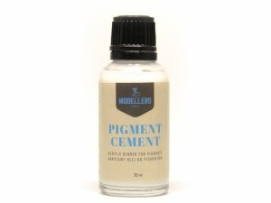 Modellers World MWC001 Pigment Cement 30ml