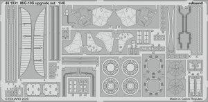 Eduard 481031 MiG-19S upgrade set 1/48 EDUARD