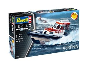 Revell 05228 Search and Rescue Boat Verena 1:72