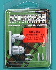 Eureka XXL ER-3556 Towing cables for T-54 (1:35)
