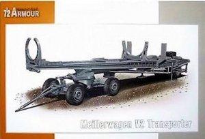 Special Armour 72012 Meillerwagen V-2 Transporter (1:72)