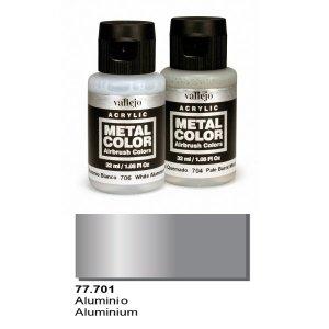 Vallejo 77701 Metal Color- Aluminium 32ml