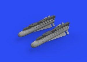 Eduard 672222 AGM-65 Maverick 1/72