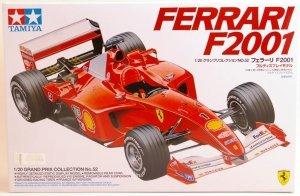 Tamiya 20052 Ferrari F2001 (1:20)