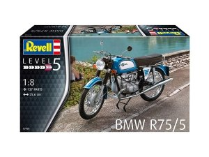 Revell 07938 BMW R75/5 (1:8)