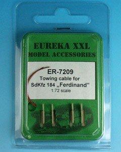 Eureka XXL ER-7209 Sd.Kfz. 184 Ferdinand 1:72