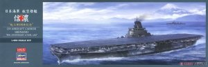 Hasegawa SP478 52278 IJN Aircraft Carrier Shinano 80th Anniversary of Keel Laid 1/450