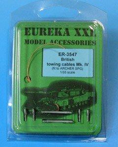 Eureka XXL ER-3547 Mark IV for Archer SPG 1:35