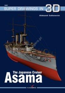 Kagero 16081 The Japanese Cruiser Asama  EN