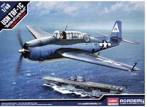 Academy 12340  TBF-1C Battle of Leyte Gulf 1/48