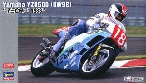 Hasegawa 21727 Yamaha YZR500 (OW98) 1/12