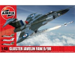 Airfix 12007 Gloster Javelin FAW9/9R 1/48