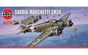 Airfix 04007V Savoia-Marchetti SM79 1/72