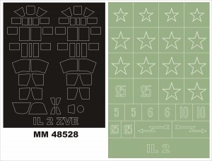 Montex MM48528 IL-2 Szturmovik 1/48