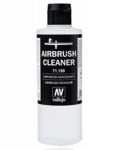 Vallejo 71199 Airbrush Cleaner- płyn do czyszczenia aerografu 200ml