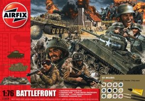 Airfix 50009A Battlefront Zestaw upominkowy
