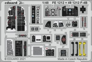 Eduard 491212 F-4B TAMIYA 1/48