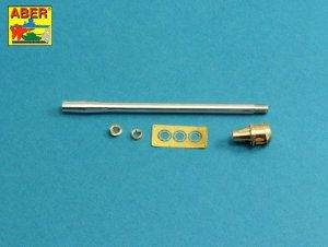 Aber 35L-242 90mm M3 lufa z hamulcem do T26E3 1/35
