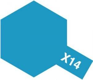 Tamiya X14 Sky Blue (81514) Acrylic paint 10ml
