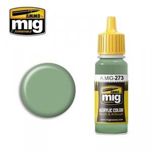 AMMO of Mig Jimenez 273 Verde Anticorrosione 17ml